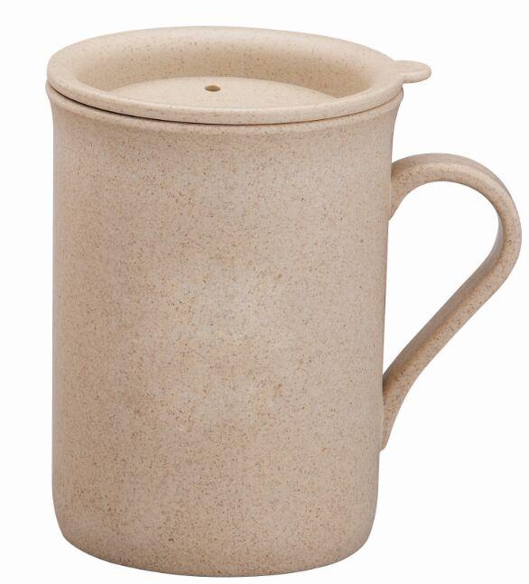 稻壳餐具茶具 创意礼品  健康礼品 年终礼品 成都礼品定制
