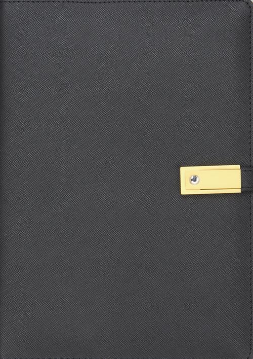 定做充电记事本U盘签字笔商务礼品套装 实用会议礼品定制