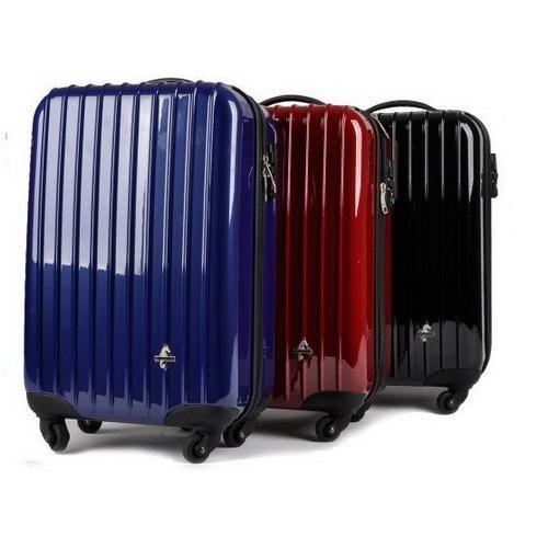 双十一特价海马拉杆箱带您去旅行