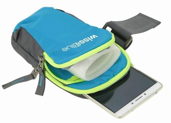 户外运动手臂包跑步包手机臂套瑜伽健身臂带手腕包