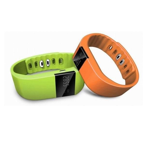 运动会比赛计步器 可穿戴智能手环 运动比赛纪念品 情侣礼物手环 记步运动手环 来电提醒